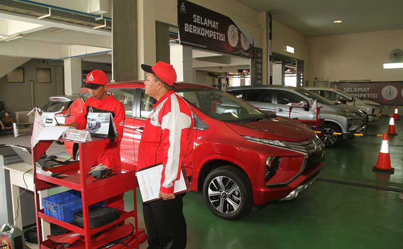 Mitsubishi Perpanjang Masa Garansi dan Free Service