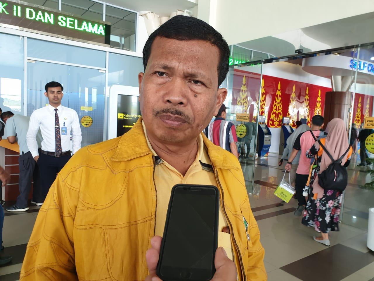 Musda Ditunda, Pengurus Golkar Riau Terbang ke Jakarta
