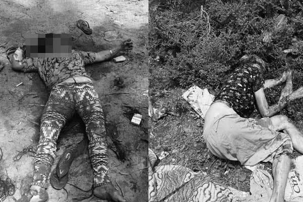 Sadis, Bunuh Ibu Kandung dan Neneknya, Lalu Junaidi Gantung Diri