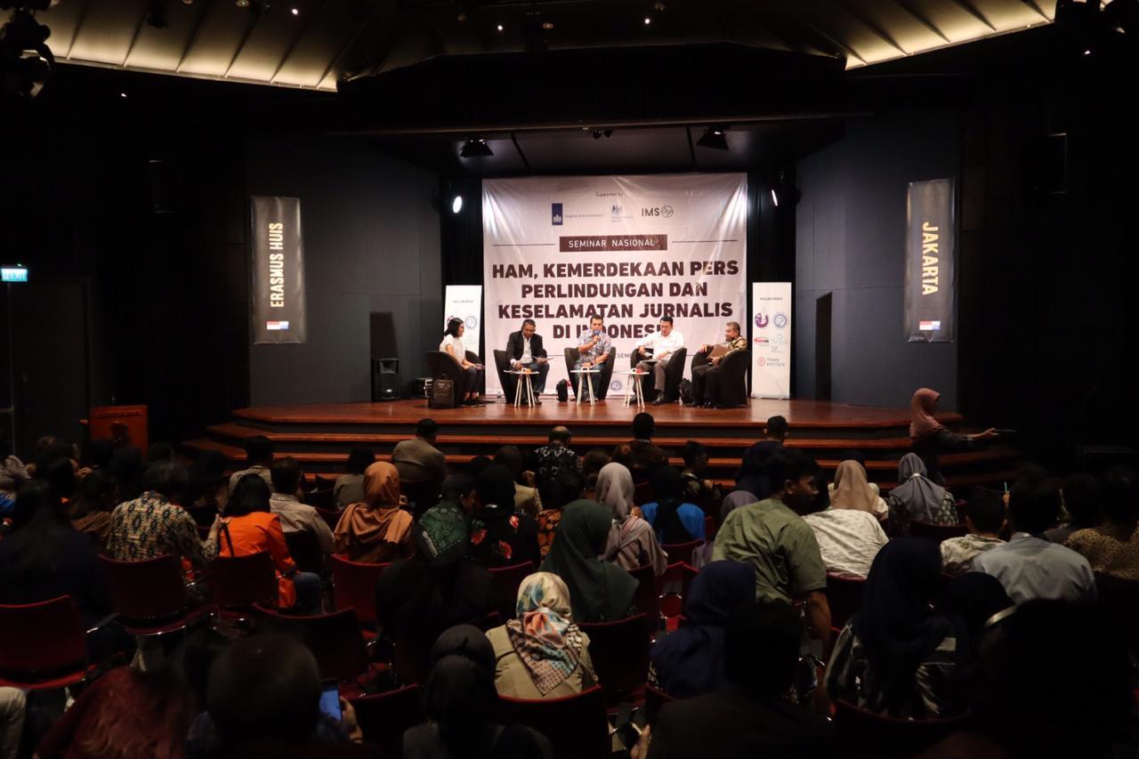 Perlu Komitmen Nyata untuk Perlindungan Jurnalis