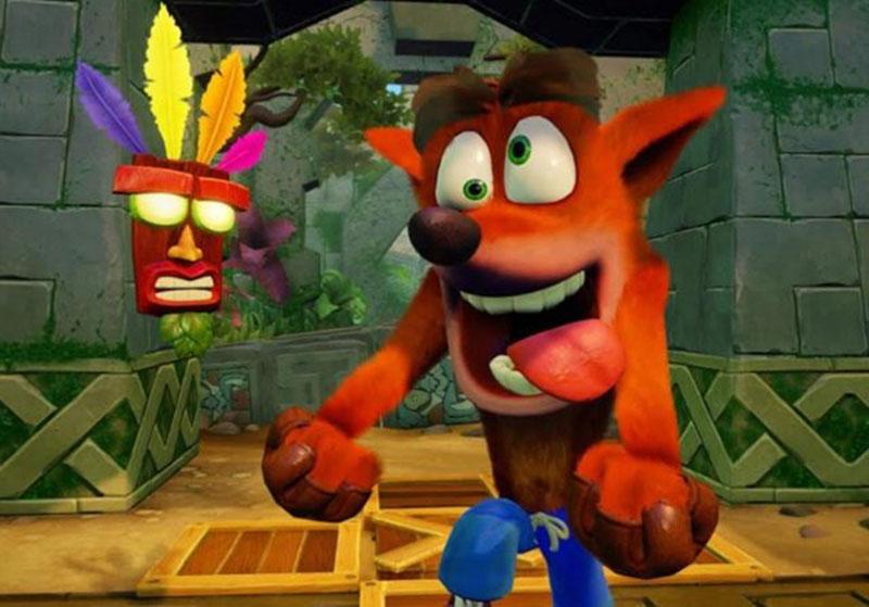 Bocoran Game Crash Bandicoot yang Bakal Hadir di Platfom Mobile