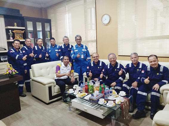 BOB PT BSP-Pertamina Hulu Siapkan Strategi Tingkatkan Produksi