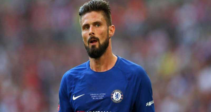 Olivier Giroud Hengkang dari Chelsea