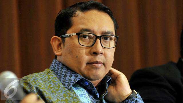 Fadli Zon Bilang Begini soal Arief Poyuono Tolak Pileg