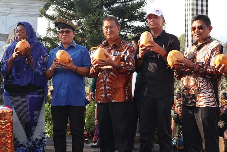 Festival Kelapa 2019 Diharapkan Beri Dampak Positif