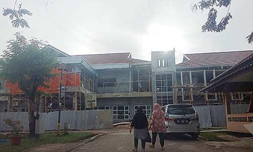 Pembangunan RSUD Indrasari Terlambat
