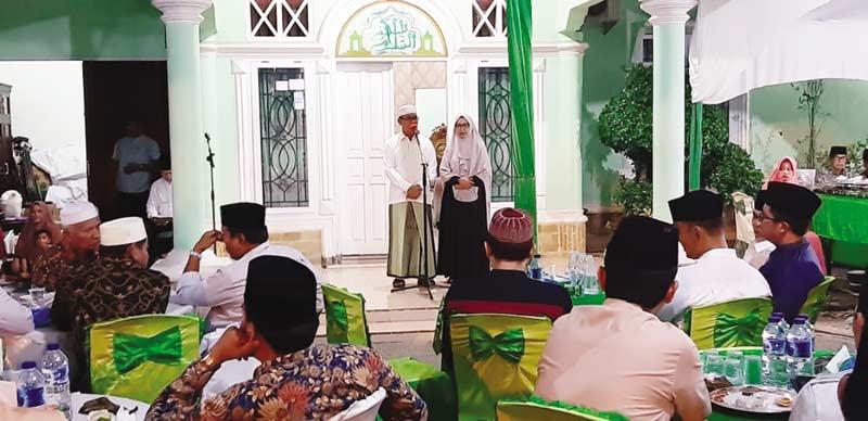 Umrah, Mursini Minta Doa Selamat