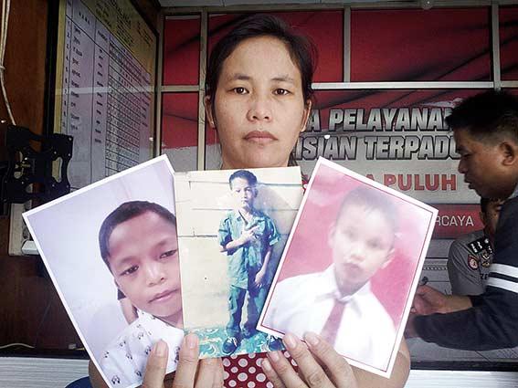 Cerita Tiga Bocah yang Tersesat Empat Hari