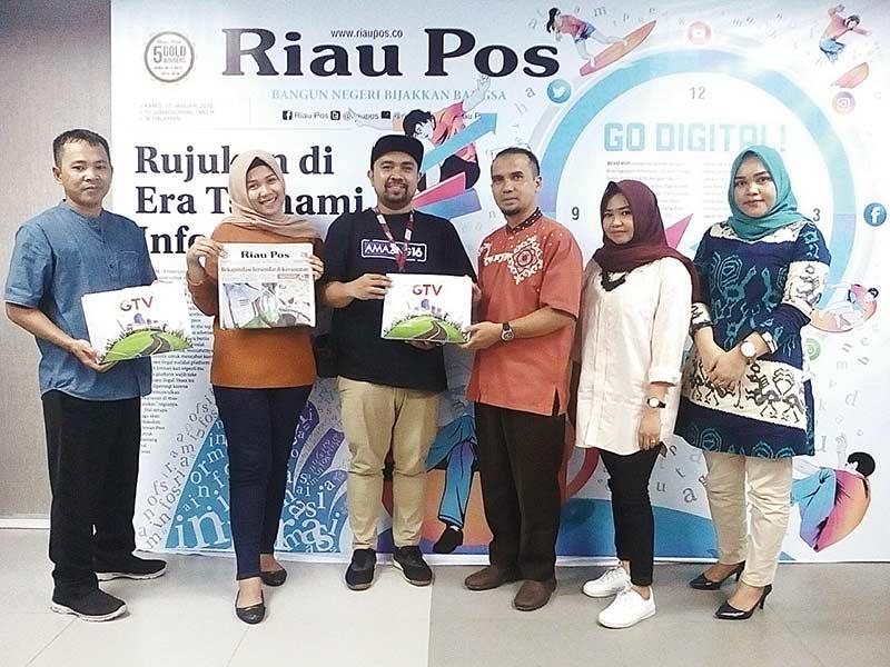 Riau Berkesempatan Jadi Tuan  Rumah Audisi The Voice Indonesia
