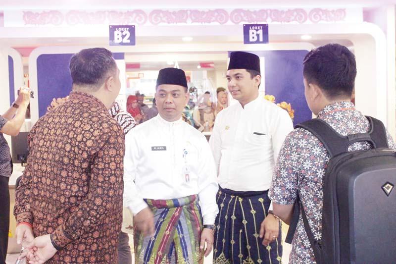 Kepala Bapenda Se-Indonesia Tinjau MPP Pekanbaru