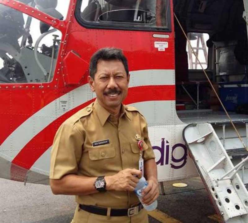 Riau Tolak 65 Personel Anies Bantu Padamkan Karhutla