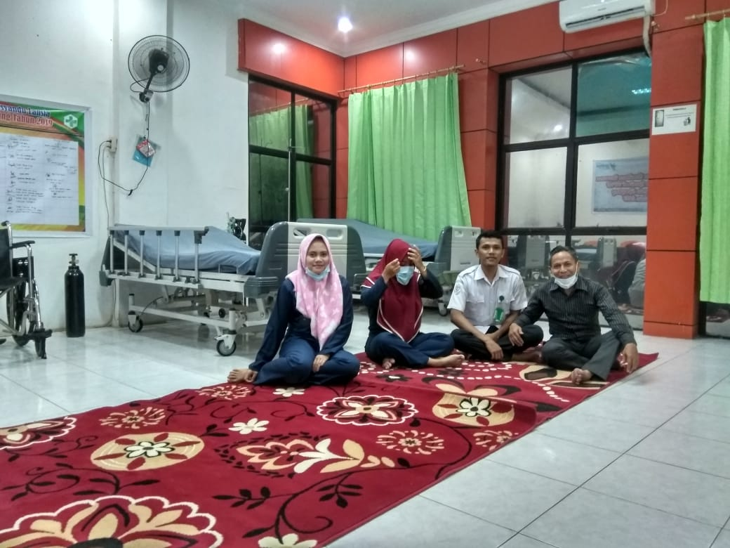 Terima Pasien Korban Kabut Asap, Puskesmas Sipayung Siaga 24 Jam