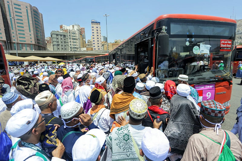 Kemenag Serahkan Pengurusan Visa Haji ke Kanwil