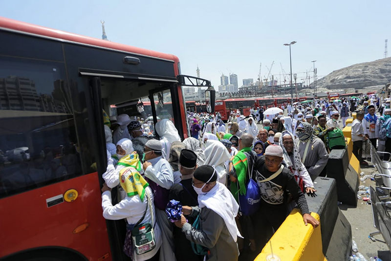 Jamaah Haji Asal Kampar Meninggal Dunia