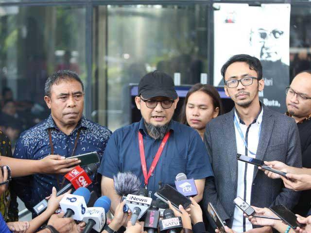 Sesalkan, Novel Baswedan: Revisi UU KPK Menguntungkan Koruptor