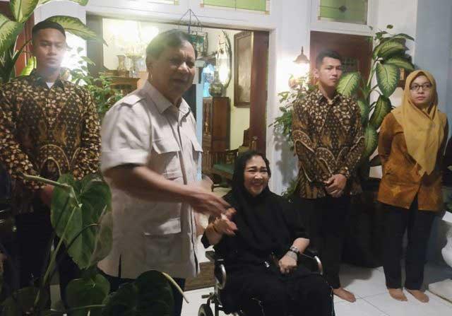 Amandemen UUD 1945, Prabowo: Mendukung, Kalau Kurang Lakukan Adendum