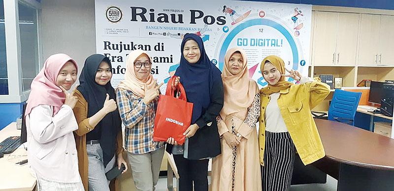 Pekanbaru Tuan Rumah Lida Dangdut Indosiar