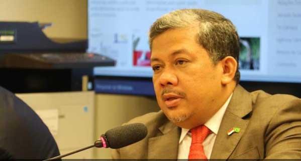 Pindahkan Ibukota Negara, Fahri Hamzah: Rencana Berbahaya