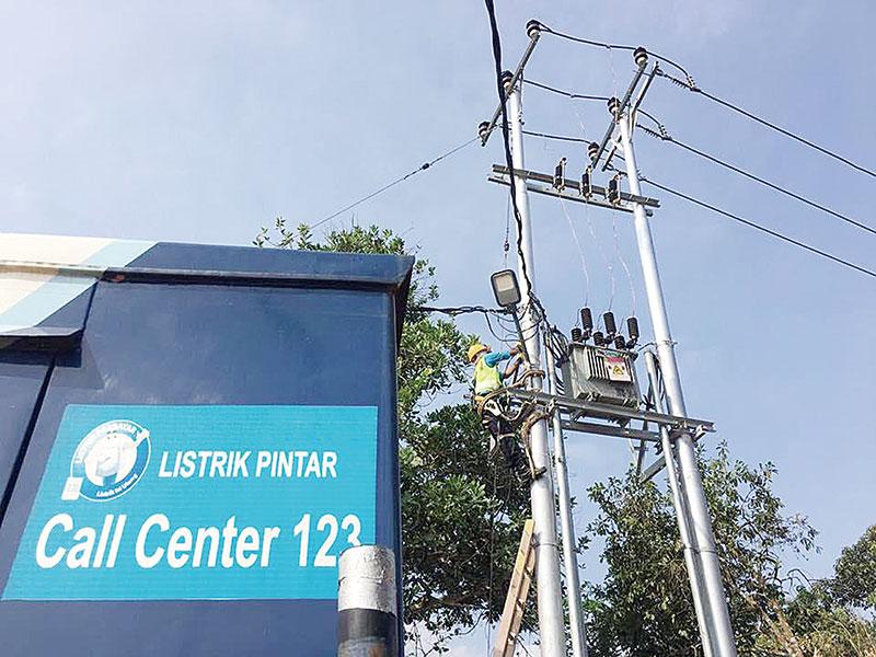 PLN Hitung Pemakaian Listrik Rata-Rata Tiga Bulan Terakhir