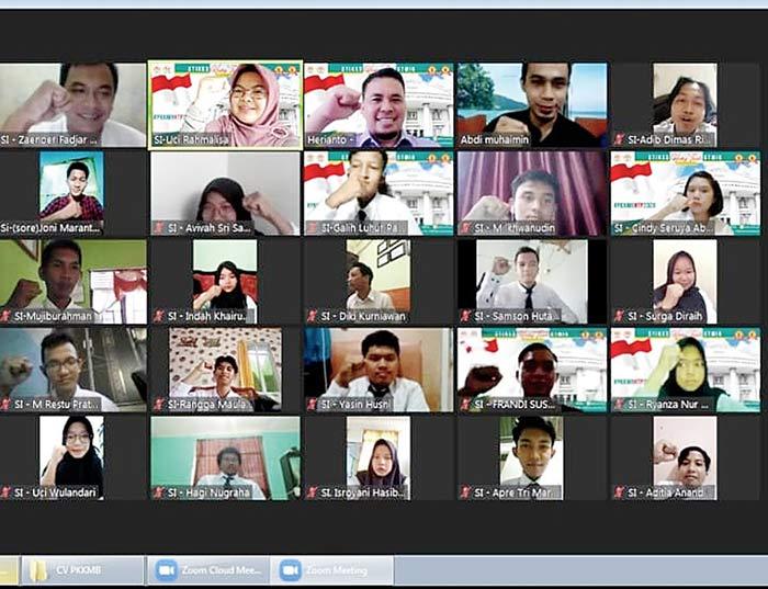 Ratusan Mahasiswa STMIK Hang Tuah Ikuti PKKMB