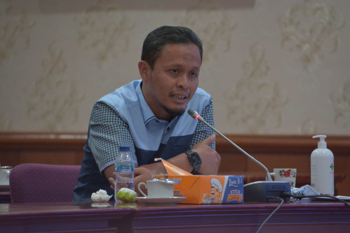 DPRD Riau Belum Setujui Dua UPT-LK Diambil Pusat