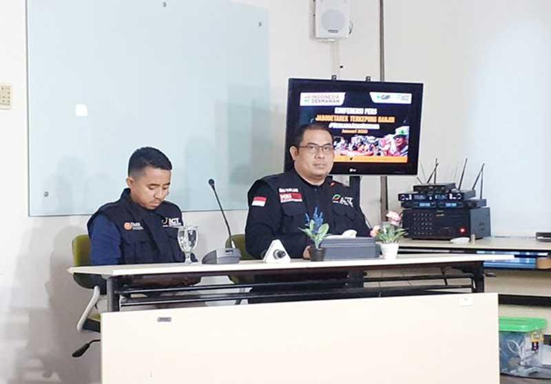 ACT Bangun 56 Posko Darurat di Jabodetabek