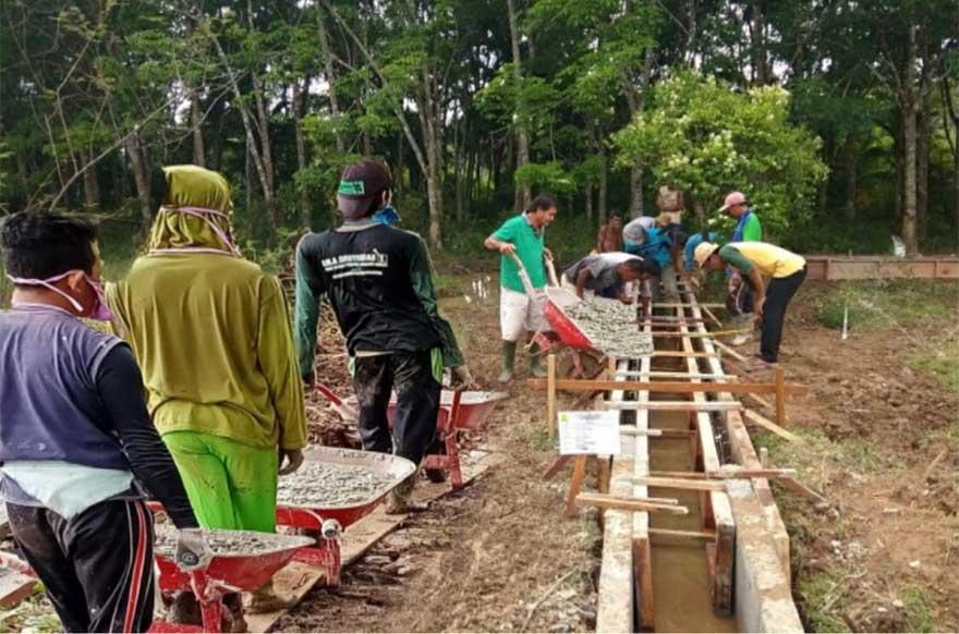 BWS Sumatera III Optimalkan P3-TGAI