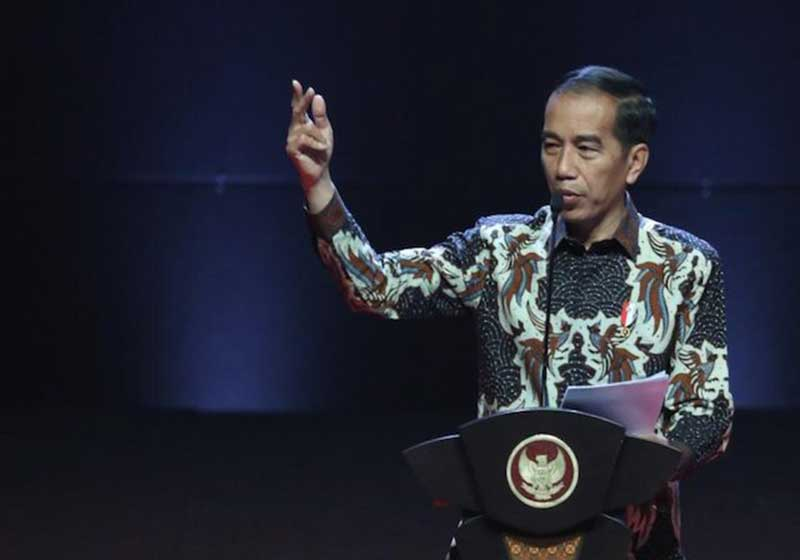 Jokowi: Rapid Test untuk Tenaga Medis, ODP, dan PDP