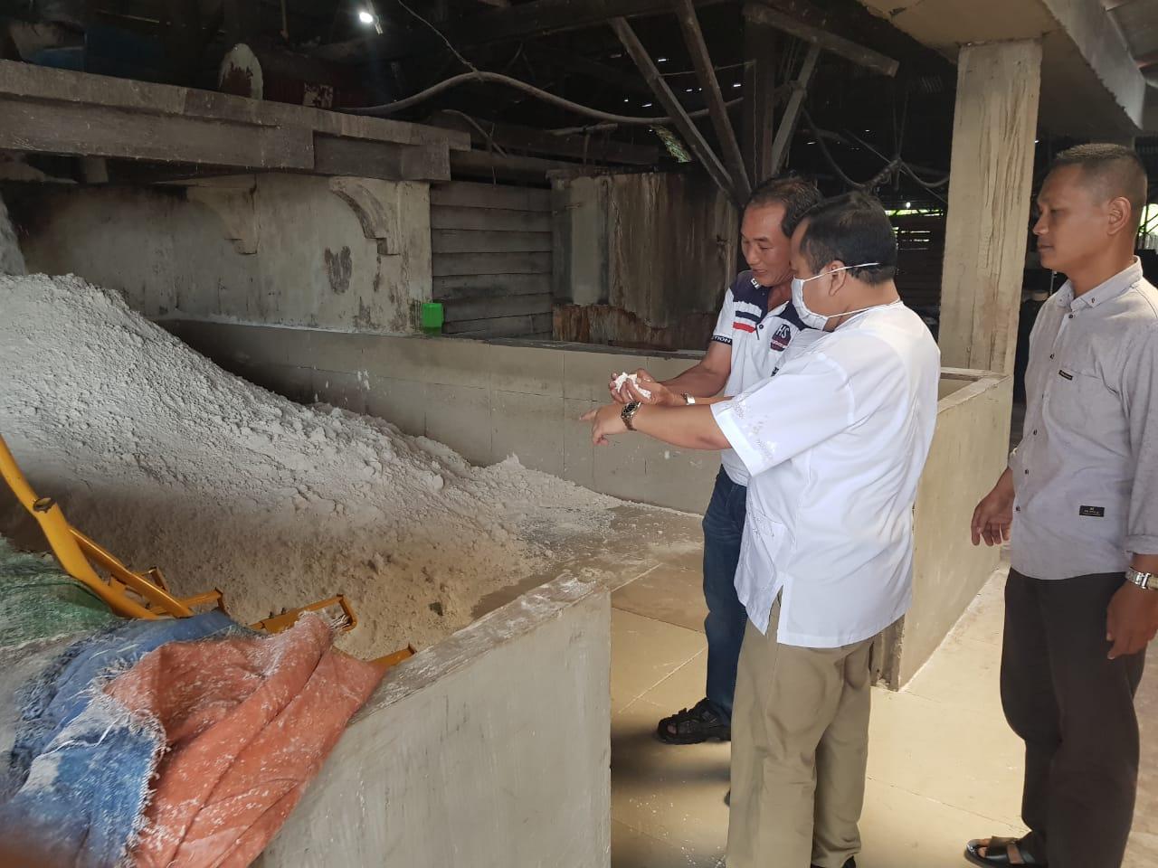 Moratorium Pemberian Izin, 95 Kilang Sagu di Meranti Terancam Tutup