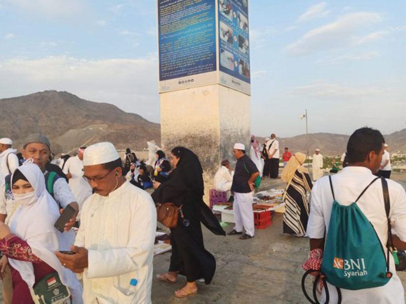 Tuduhan Uang Jamaah Haji untuk Perkuat Nilai Rupiah Fitnah
