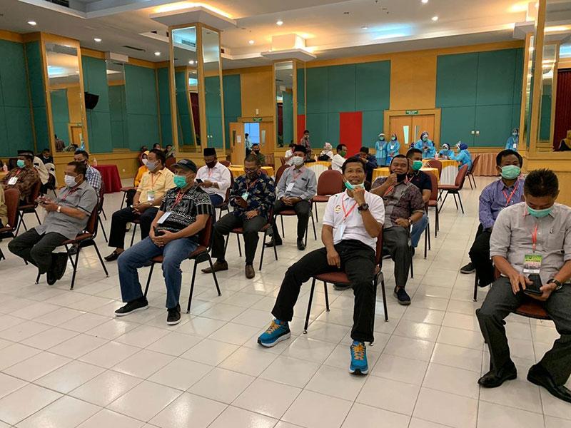 ESA Tes Kejiwaan di RSUD Arifin Achmad