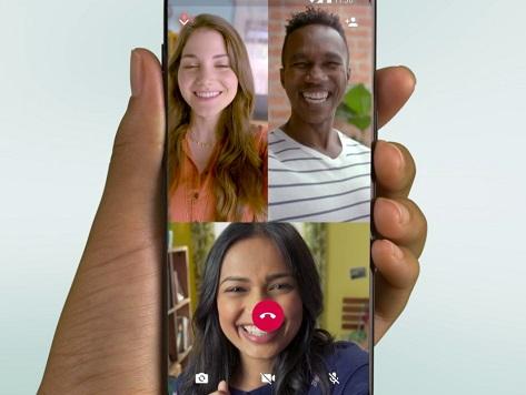 Video Call 8 Orang di WhatsApp Sudah Bisa Digunakan di Indonesia