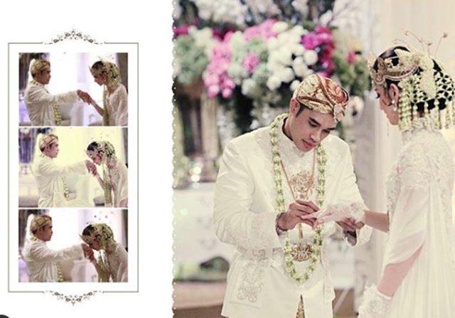 10 Tahun Menikah, 4 Fakta Menarik Pernikahan Nia Ramadhani-Ardi Bakrie