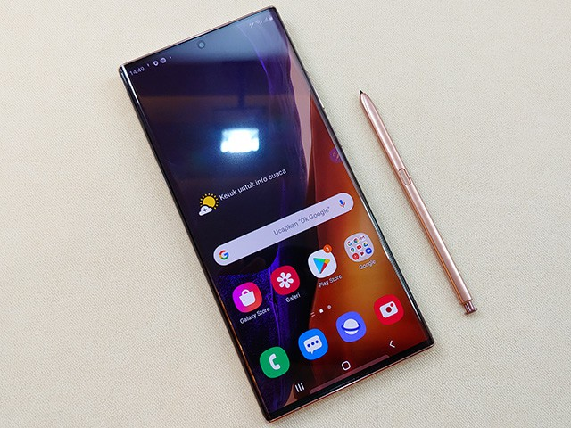 Samsung Ubah Teknologi S Pen, Bisa Dipakai di Galaxy Fold