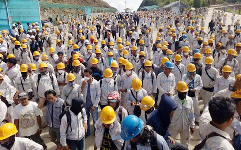 Buruh: Perhatikan Nasib Kami