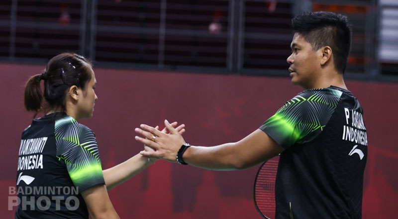Ganda Campuran Indonesia ke Final