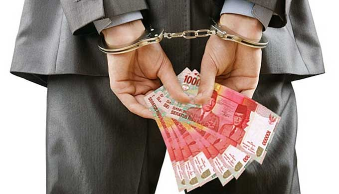 Diduga Korupsi Rp1,1 Miliar, Lurah Simpang Belutu Digelandang ke Sialang Bungkuk