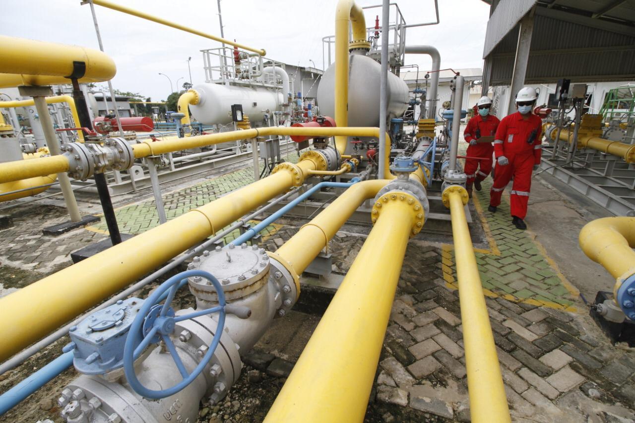 Satu Periode Pengelolaan Blok Bentu: Gas EMP Bentu dari dan untuk Riau