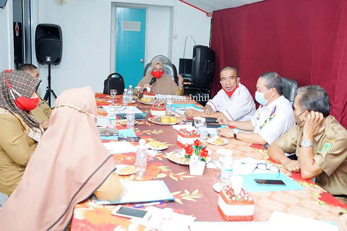 Kabar Gembira bagi Petugas PMI Inhil