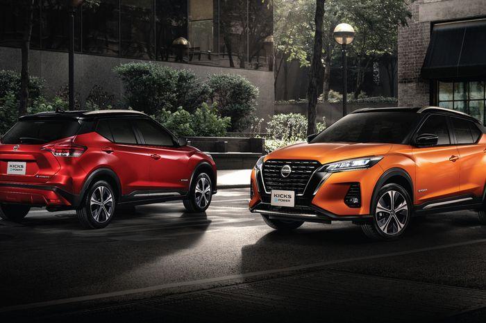 Nissan Kicks e-Power Resmi Meluncur, Harganya?
