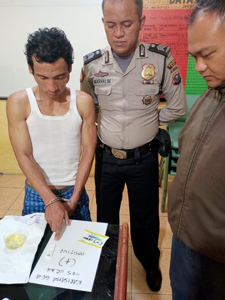 Pelaku Perampokan WNA Dibekuk Polisi