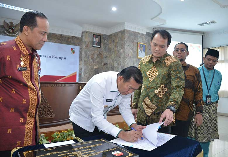 Ruko 3 Lantai Terpidana Korupsi  Nazaruddin Resmi Jadi Milik Pemko