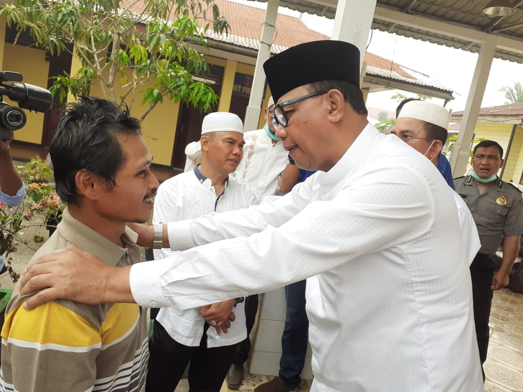 Satu Pelaku Karhutla Diamankan Polsek Bangko