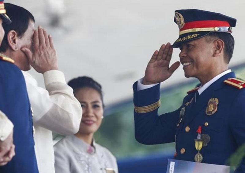 Duterte Bebaskan Kepala Polisi Membunuh