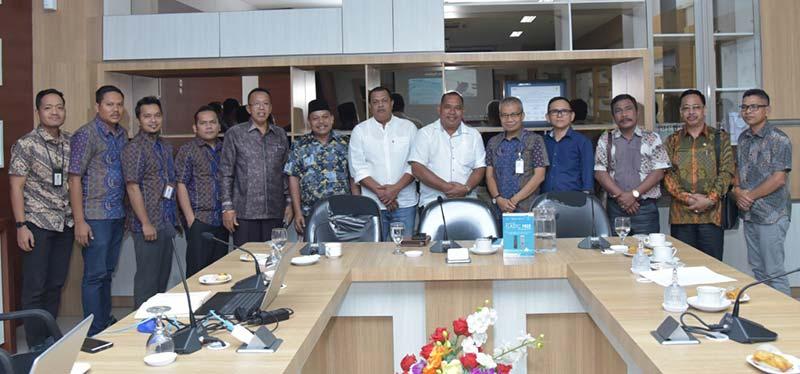 Komisi I dan III Menyambangi Kantor PLN