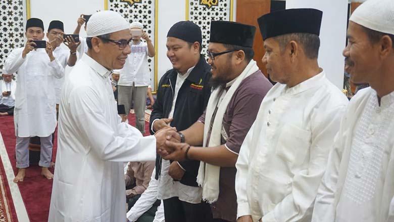 Bupati: Ramaikan Masjid dengan Salat Berjamaah
