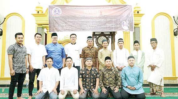 Mabit Pererat Ukhuwah Mahasiswa, Pemuda dan Warga