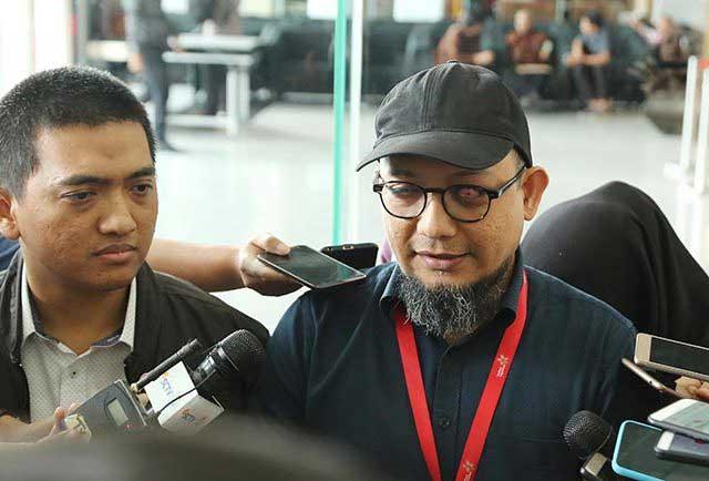 Kuasa Hukum Novel Baswedan Desak Presiden Bentuk TGPF Independen