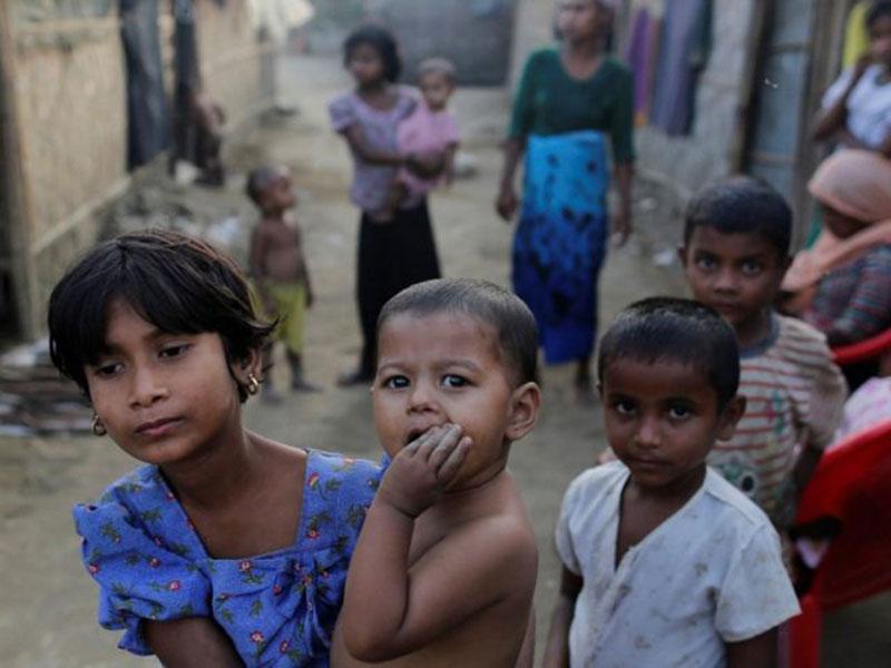 Rohingya Etnis yang Tak Pernah Ada