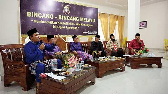 LAMR Gelar Bincang-bincang Melayu
